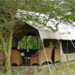 41 Hotellobbyn tält